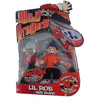 Wild Grinders Lil Rob & Board (Rob Dyrdeks)