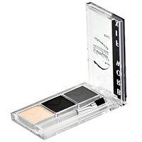 GlamGals Brow Fix Kit,3.6ml,(Pink,Black,Grey)
