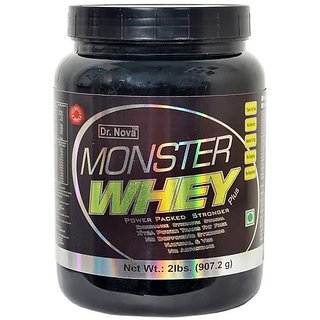 Monster Whey 2lbs Protein Supplement