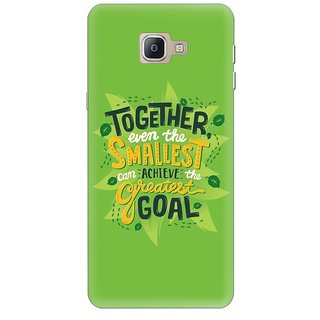 Samsung Galaxy A9 Pro Printed Cover By CareFone