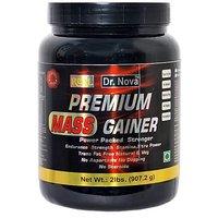 Premium Mass Gainer 2lb Protein Supplement