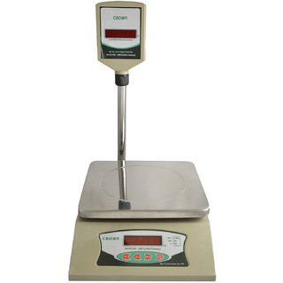 Small Led Table Top Weighing Scale