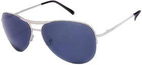 Fastrack M083BK4F Black UV Protection Aviator Girl Sunglasses