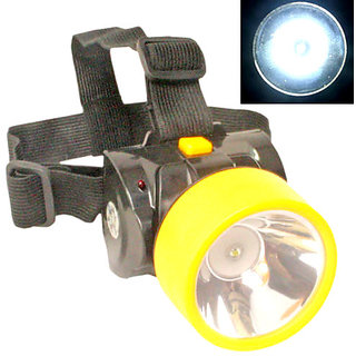 2 Mode Rechargeable LED Headlight Headlamp Head Torch with Built-in Battery 180D Rotation