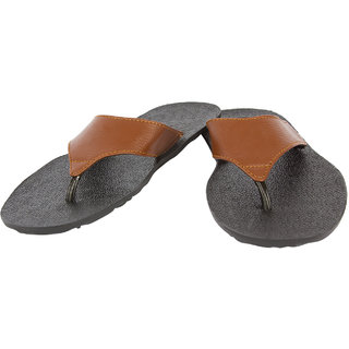 STYLE HEIGHT Men's Multicolor Slippers