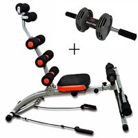Ibs Six Pack Abs Rocket Twister Home Body Fitness Gym A