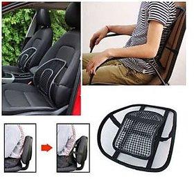 Kudos Car Back Seat Massage Chair Lumbar Back Support C