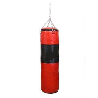 4 feet unfilled SRF punching bag