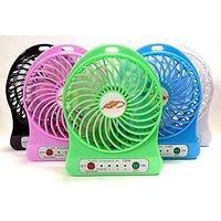 Pubalis Portable Fan Rechargeable Usb Mini Fan Mini Fan