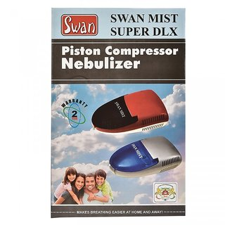 Piston Compressor Nebulizer