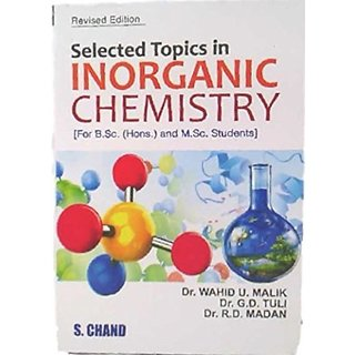 Selected Topics in Inorganic Chemistry for BSc,MSc