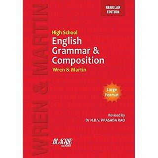 High School English Grammar  Composition