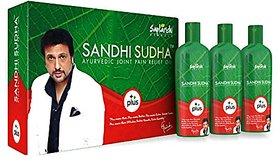 Saptarishi Sandhi Sudha Ayurvedic Joint Massage Oil Original