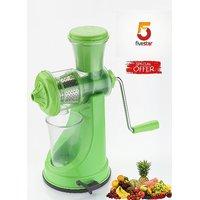 SRK Elegant Plastic Fruit  Vegetable Juicer