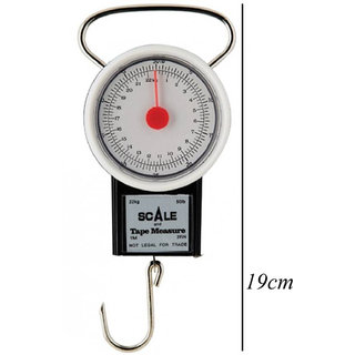 Buy analog weight scale upto 22 kg 50lb capacity fish for Fish weight scale