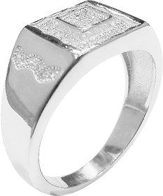 AVJ Silver Jewellery - Gents Ring  - S925 - Sterling Silver