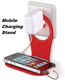 KSJ Mobile Charger Stand/Holder With Seller Warranty Of 1 Month - Set Of 2