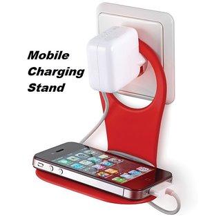 KSJ Mobile Charger Stand/Holder With Seller Warranty Of 1 Month - Set Of 2