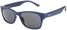 Fastrack PC001BK21 Black UV Protection Wayfarer Unisex Sunglasses