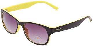 Fastrack Brown UV Protection Wayfarer Unisex Sunglasses