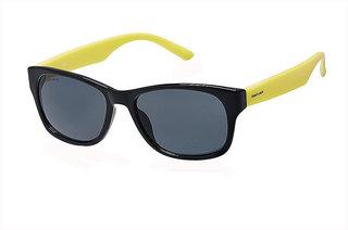 Fastrack Black UV Protection Wayfarer Unisex Sunglasses