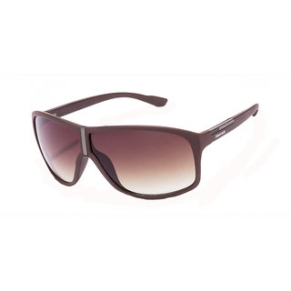 37ad632bea7 Buy Fastrack Brown UV Protection Rectangular Unisex Sunglasses ...