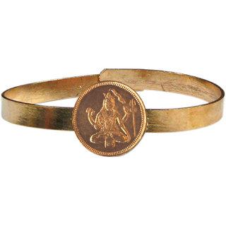 Shiva Sivan Eswaran Adjustable Copper Bangle Bracelet Pasupatha Kankanam - A3053-03