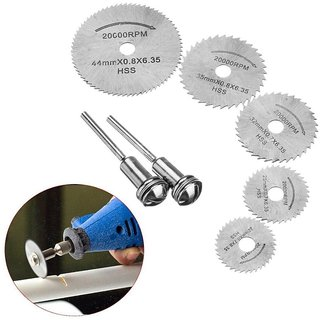 Wood Cutting Saw Blade Discs Mandrels