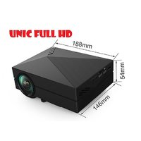 UNIC FULL HD GM 60 LED PROJECTOR FOR ENTERTAINMENT AND