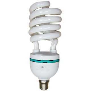 45W CFl Bulb Pack of-1