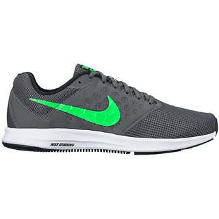 bdea82364ca Buy Nike Men S Downshifter 7 Dark Grey Running Shoes Online   ₹3995 ...