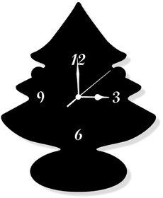 ENA DECOR WALL CLOCK CLOCK012 MDF WOODEN