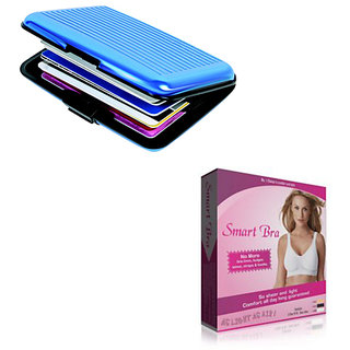 Deemark Card Holder as freebiewith  Smart Bra