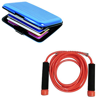 Deemark Card Holder as freebiewith  New Skipping Rope