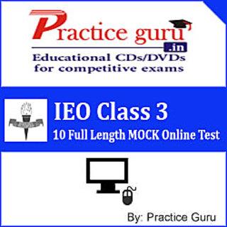 IEO Class 3 PGOT-113
