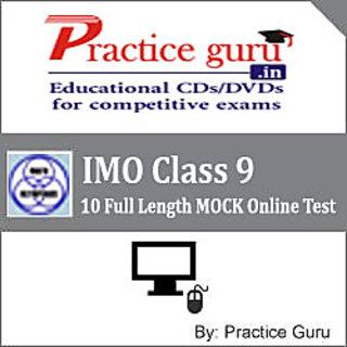 IMO Class 9 PGFL1030