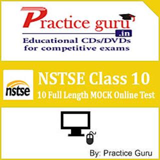 NSTSE Class 10 PGOT-139