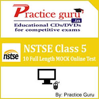 NSTSE Class 5 PGFL1114