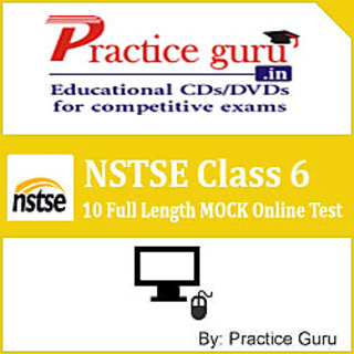 NSTSE Class 6 PGFL1115