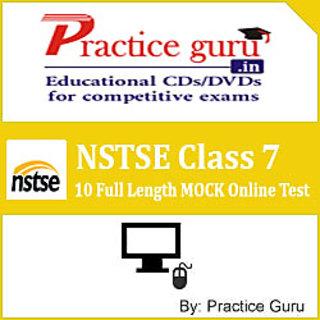 NSTSE Class 7 PGFL1116