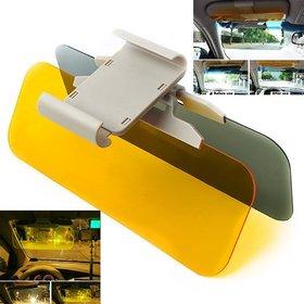 HD Visor Day and Night Visor UV Anti-Glare Universal for Auto Car Flip Flop