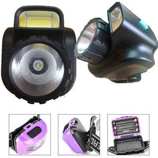 Head Lamp 3xLED Flashlight-3Watt Mini