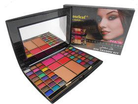 Roseleaf super Eyeshadow Kit with new Fashnabe Makeup Kit-R6054