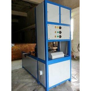 Automatic Paper Dona Making Machine Single die