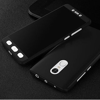 Redmi 4A Ipaky, 360 protection cover for Redmi 4A with free tempered glass