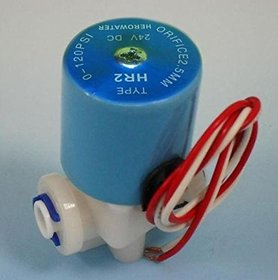Solenoid Valve 24V/DC HERO  for any type make RO Water Purifiers / Filters