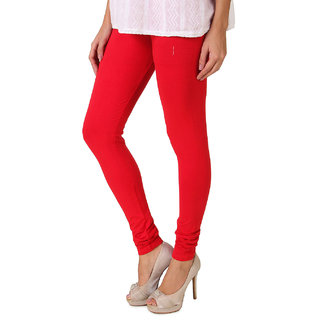 Fasense Cotton Solid Stylish Leggings DM001