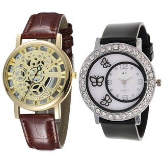 Designer Watch Combo For Men's And Womens