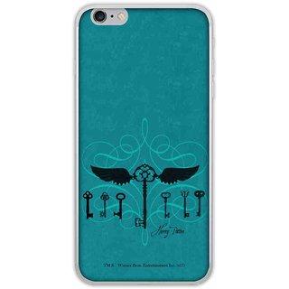 Harry Potter Keys  - Jello Case For IPhone 6 Plus
