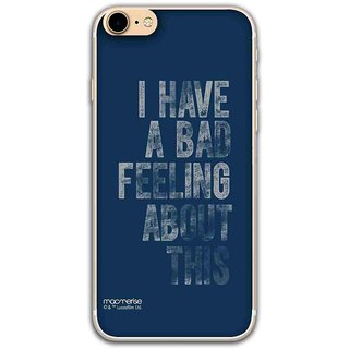 Bad Feeling - Jello Case For IPhone 6